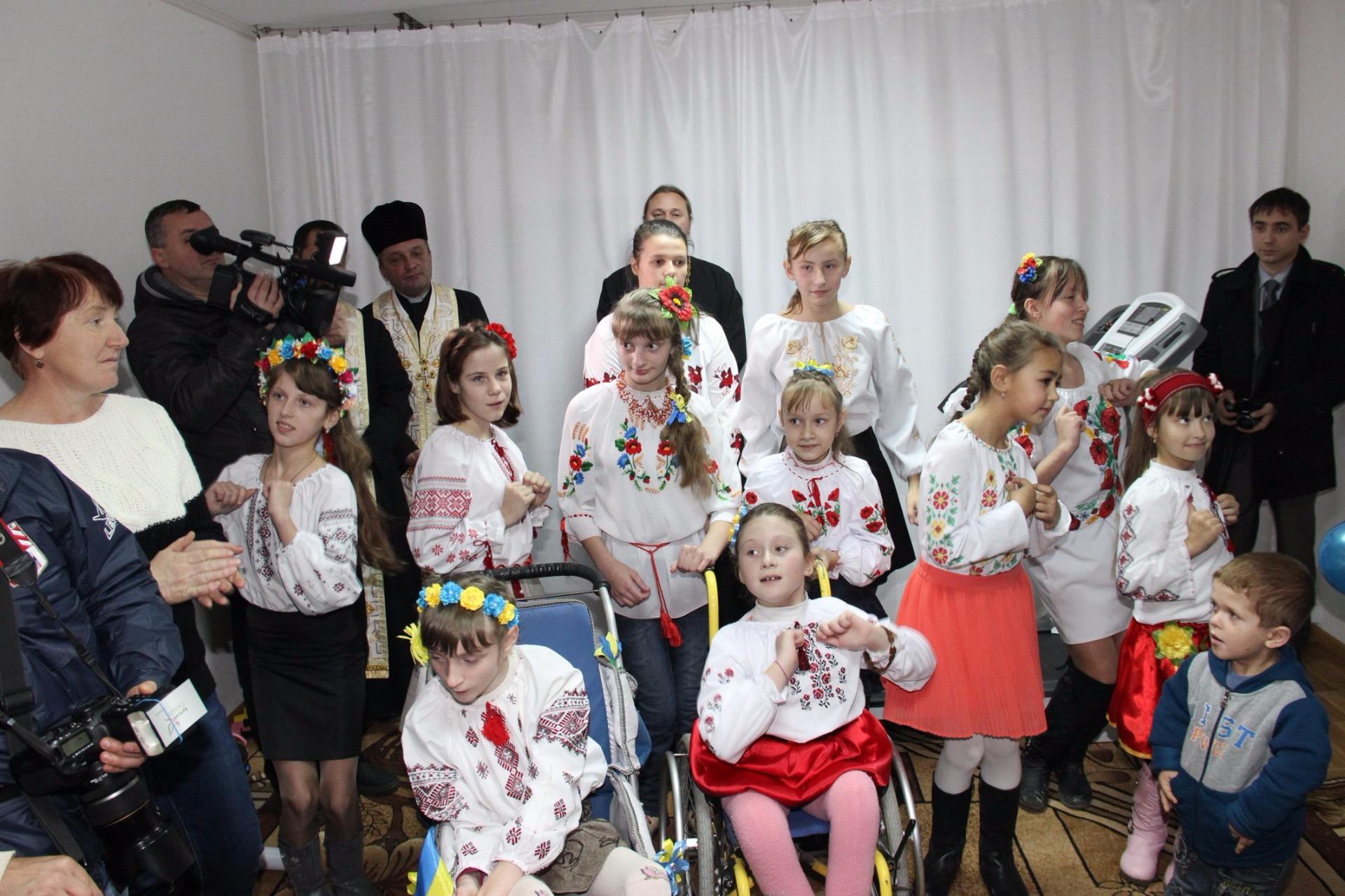 Ukraine Kinder