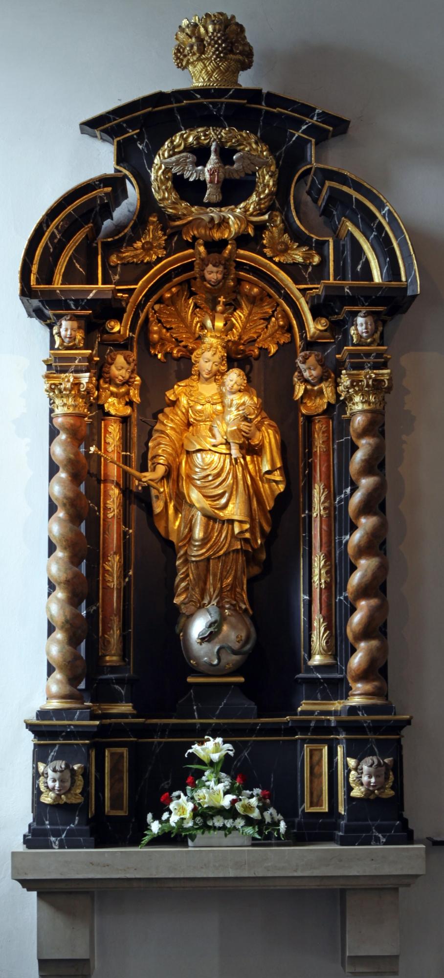 katholische kirche pfarrgemeinde st peter und paul biebergem nd wirtheim sankt peter und. Black Bedroom Furniture Sets. Home Design Ideas